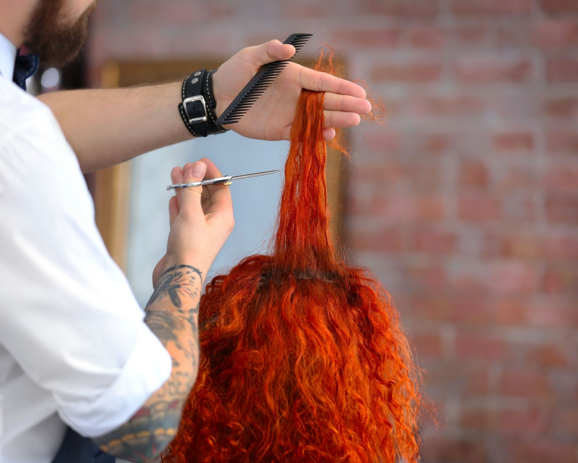 Come tagliare i capelli ricci