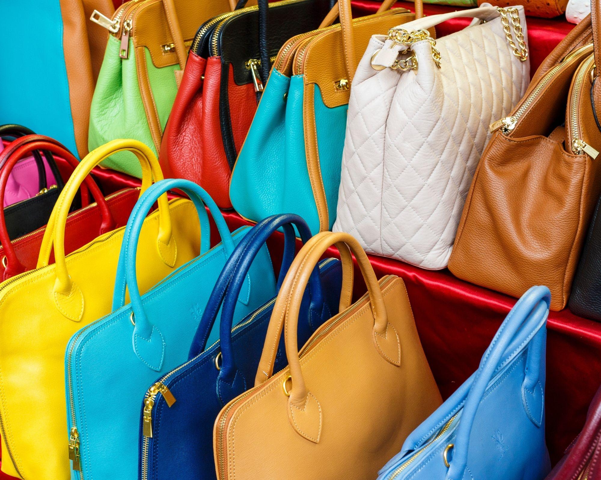 colore della borsa