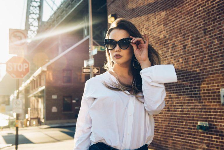 tipo di occhiali da sole