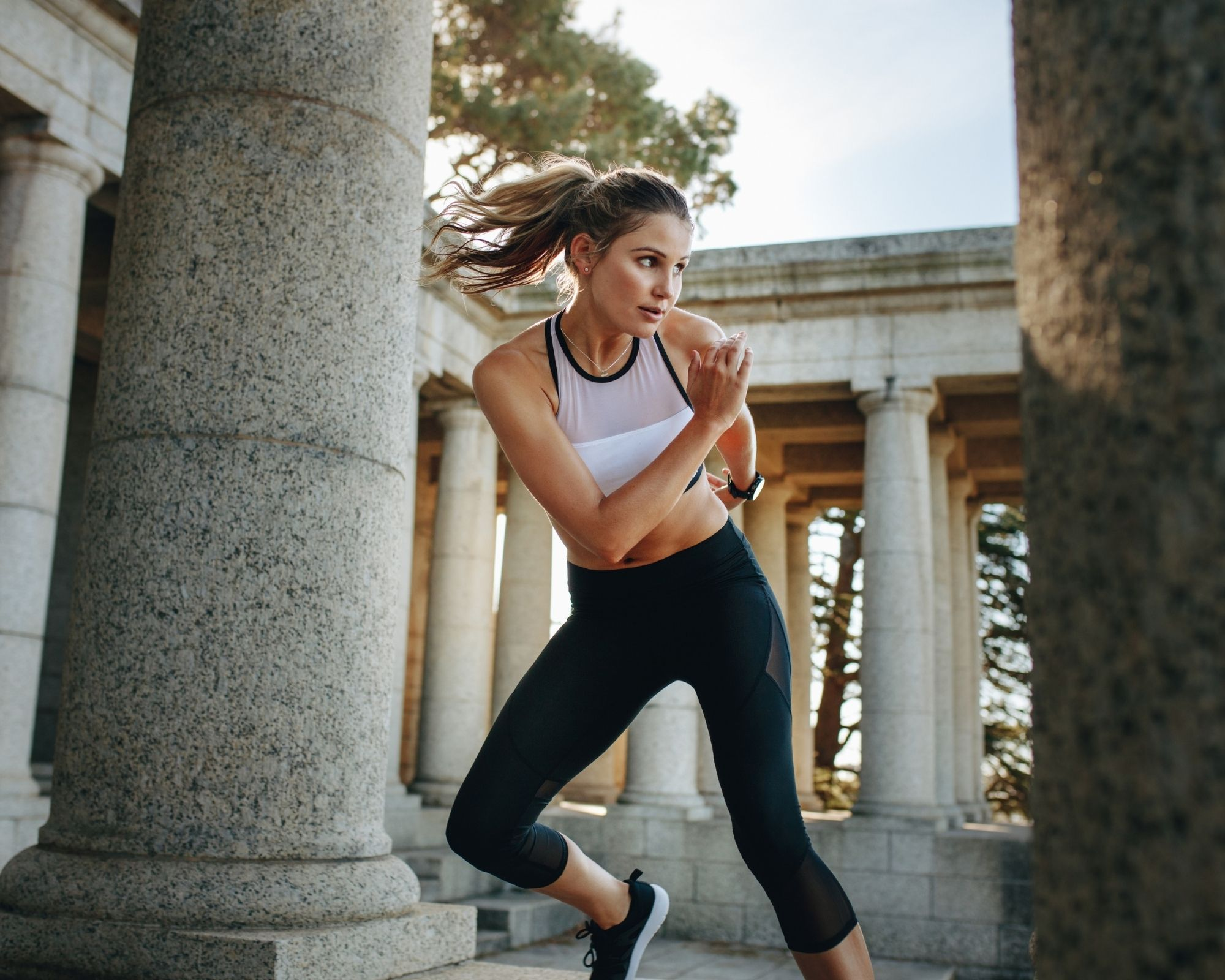apparire bene in abiti da fitness