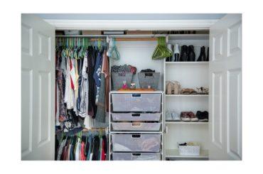 organizzare il tuo armadio